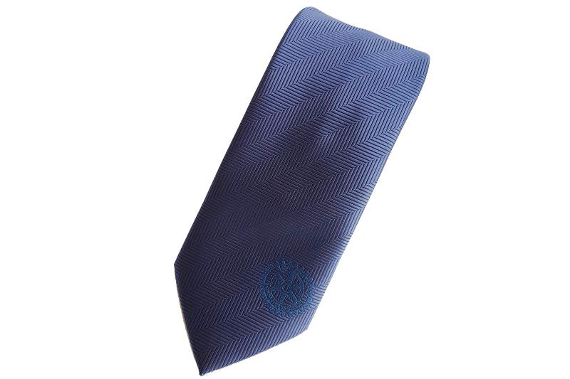 Krawatte Saphirblau