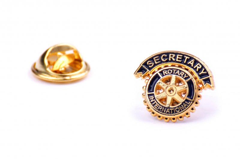 Sekretär Anstecker