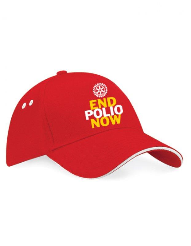 End Polio Now Cap