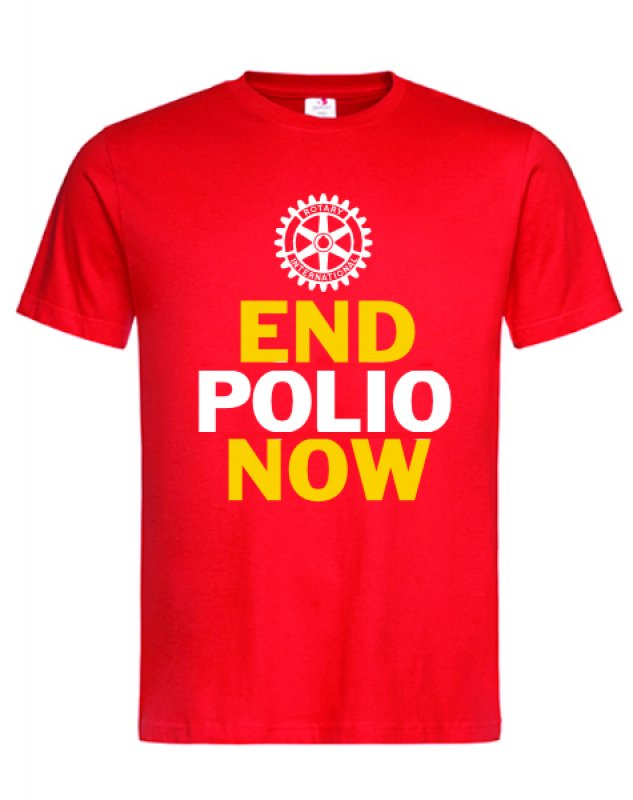 End Polio Now T-Shirt