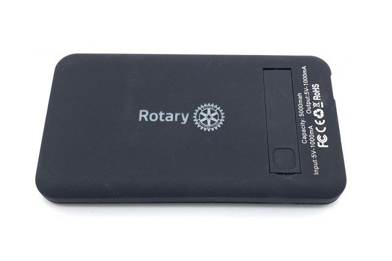 Rotary Powerbank