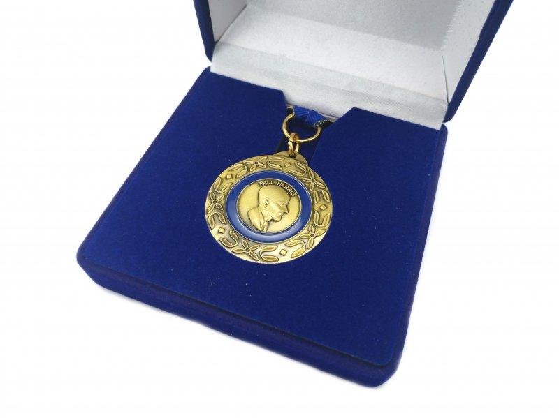 Paul Harris Medaille