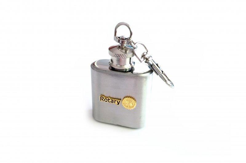 Rotary Flachmann -klein-