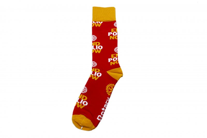 Socken - End Polio Now