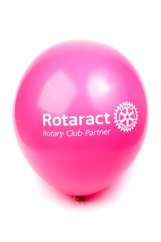 Rotaract Ballon (25 Stück)