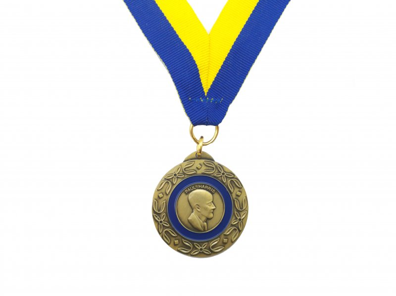 Paul Harris Medaille
