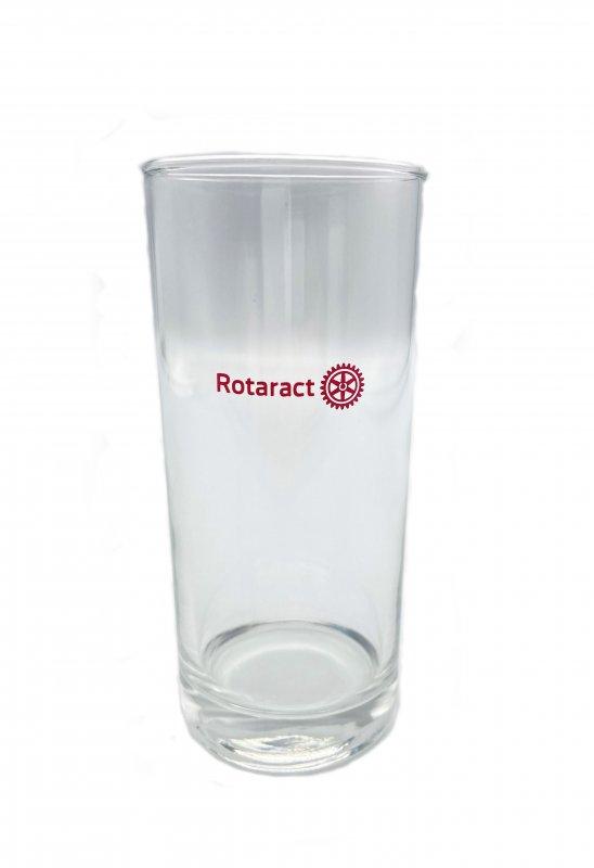 Rotaract Longdrinkglas