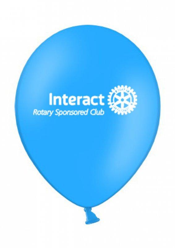 Interact Ballon (25 Stück)