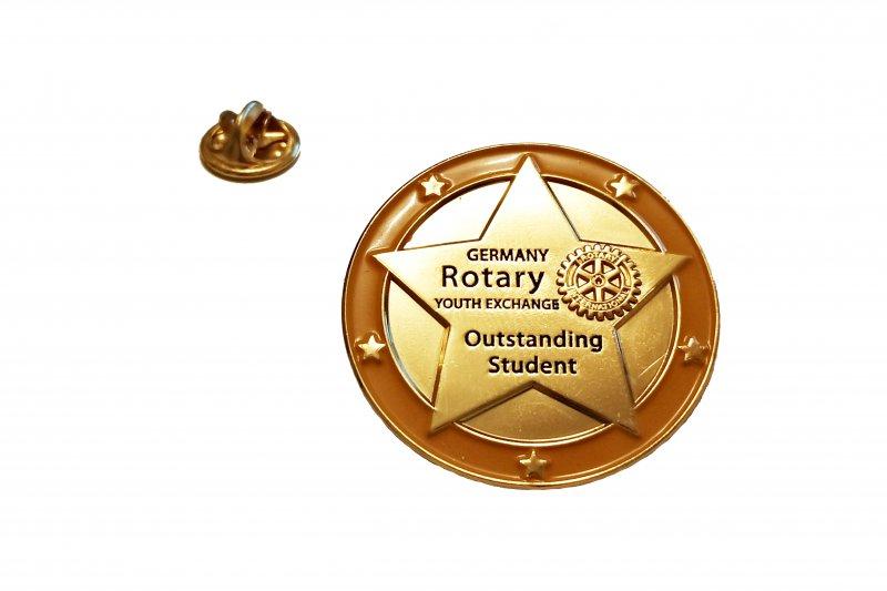 Outstandig Student Auszeichnung