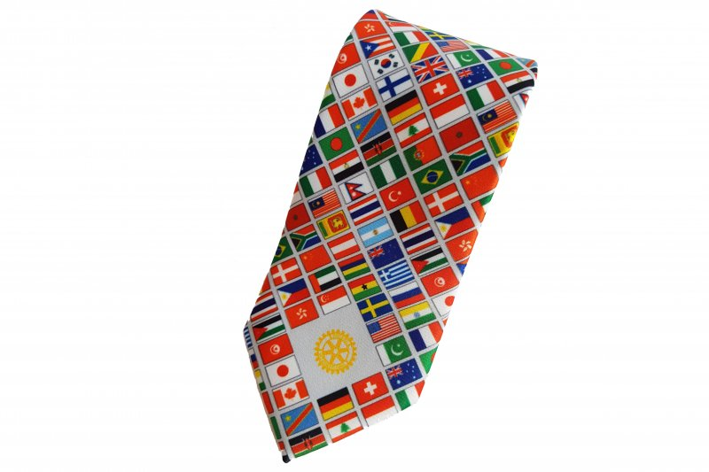 Krawatte Flaggen