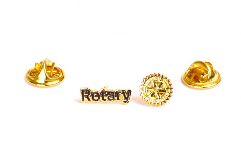 Rotary Masterbrand Anstecker
