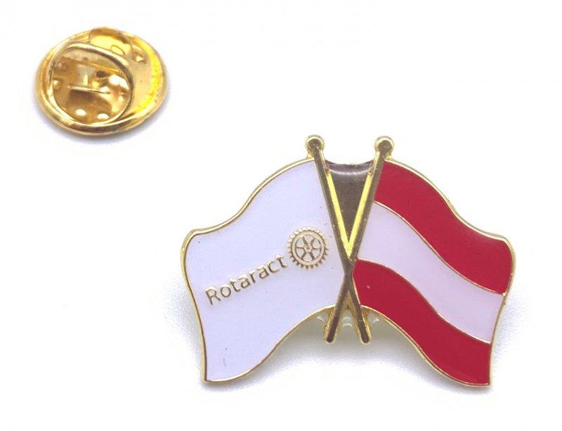 Länderpin Rotaract-Österreich