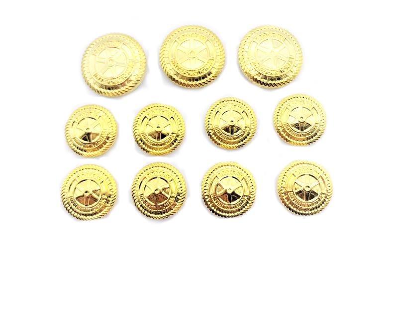 Rotary Knöpfe für Blazer