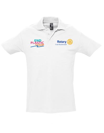 End Plastic Soup Polo Shirt