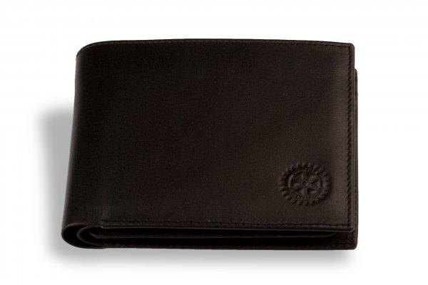 Rotary Leder Portemonnaie