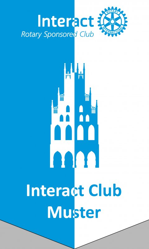 Interact Club Wimpel