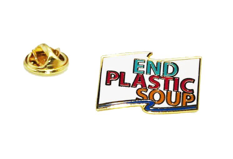 End Plastic Soup Pin