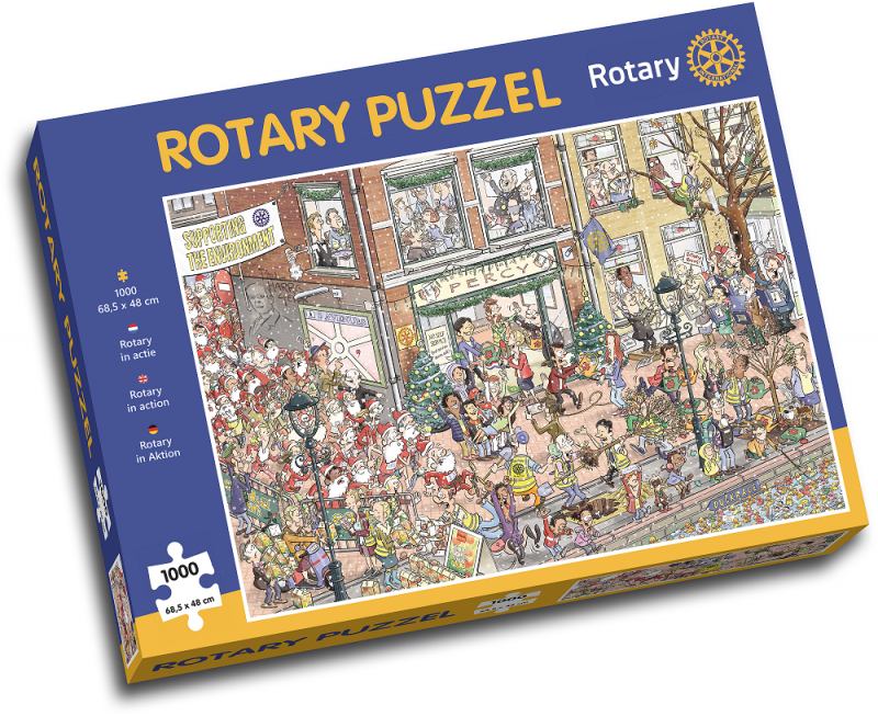 Rotary Puzzle