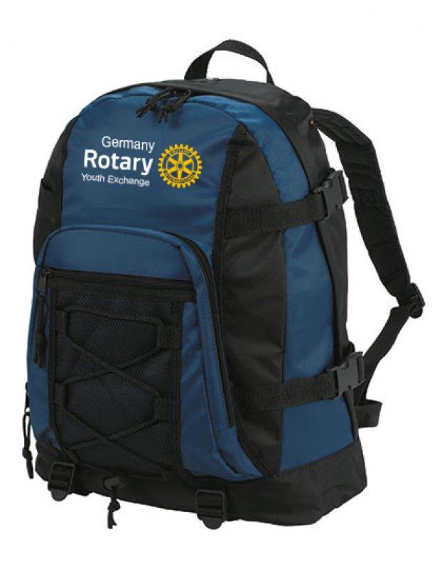 Rotary Youth Exchange Rucksack