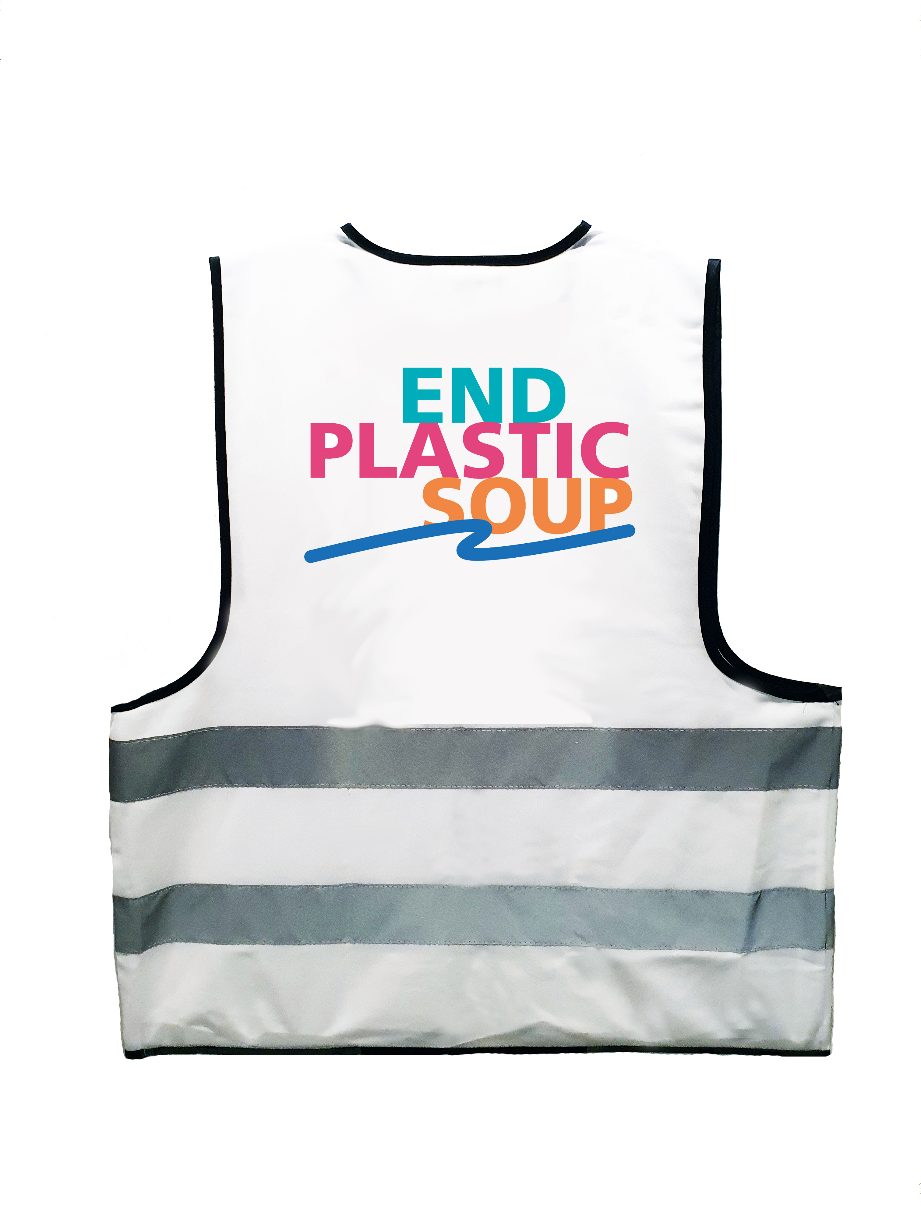 End Plastic Soup Weste