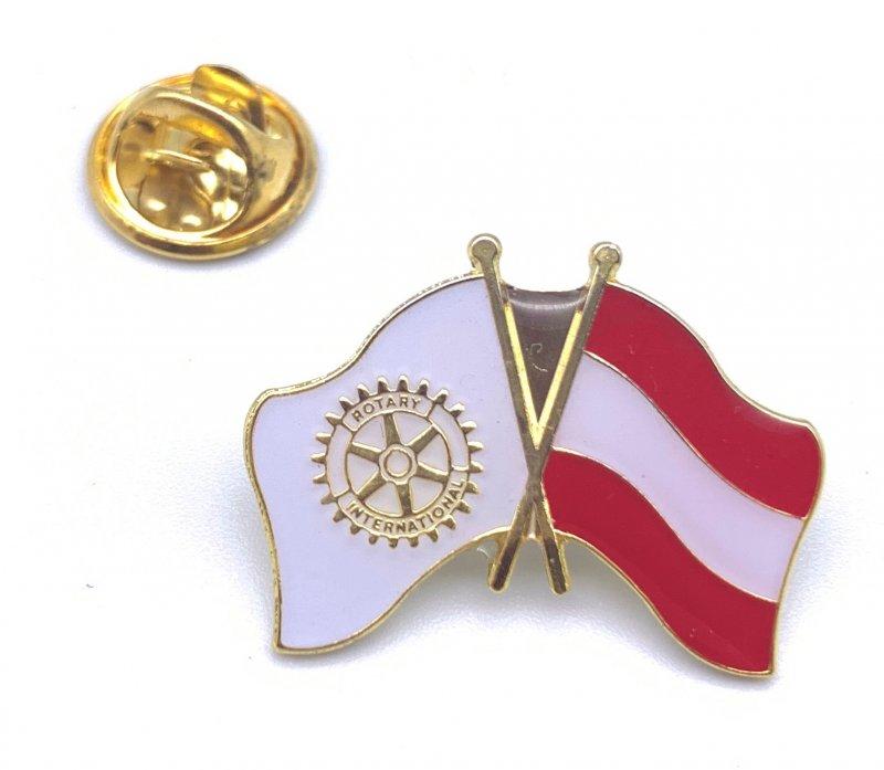 Länderpin Rotary-Österreich