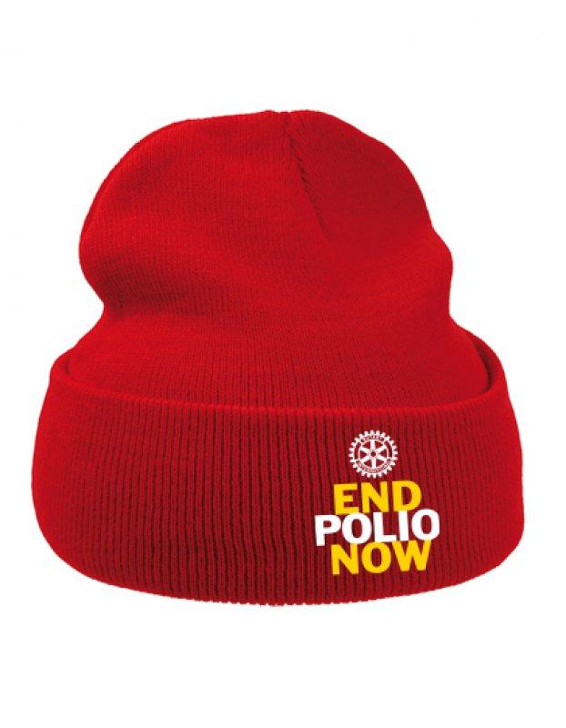 End Polio Now Mütze