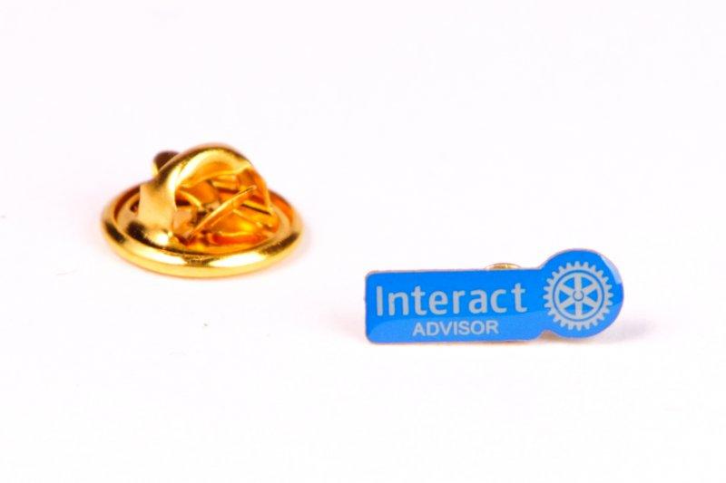Interact Pin Advisor -neues Logo-