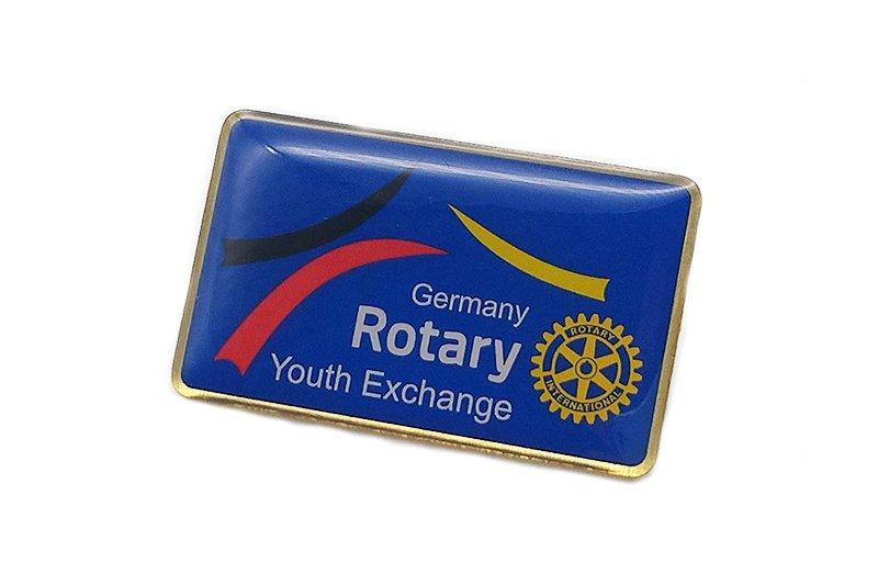 Jugenddienst Pin Deutschland