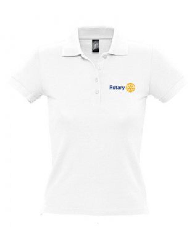 Rotary Premium Damen Poloshirt