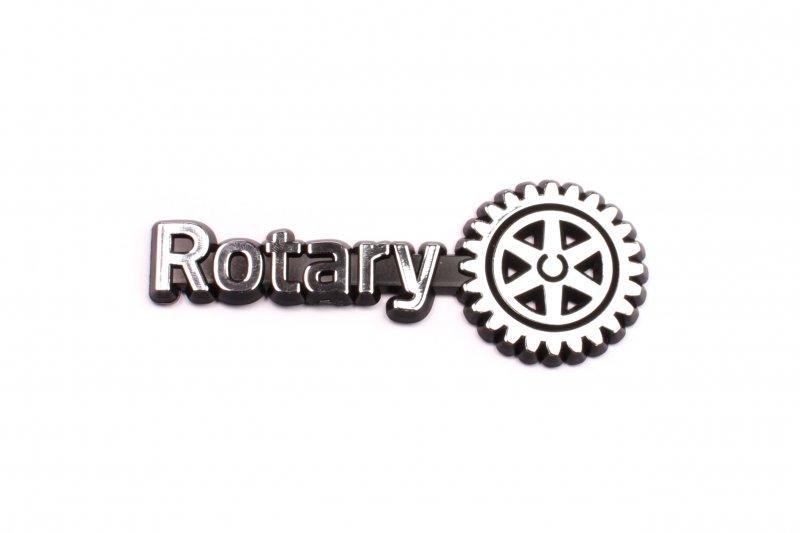 Rotary Masterbrand Klebe-Emblem