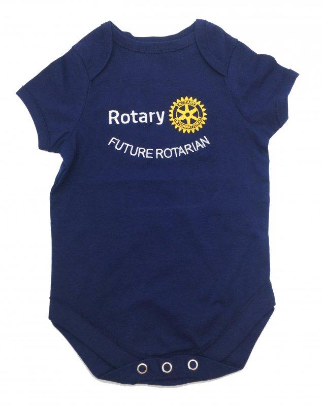 Rotary Baby Body -Future Rotarian-