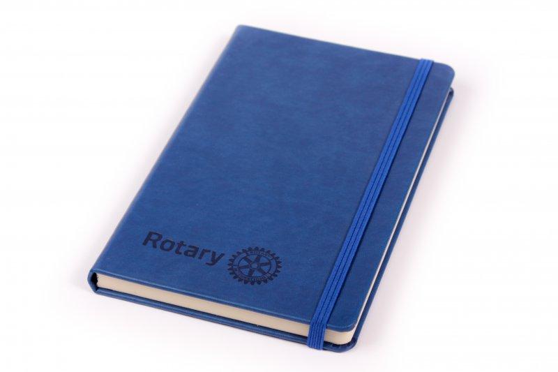 Rotary Notizbuch