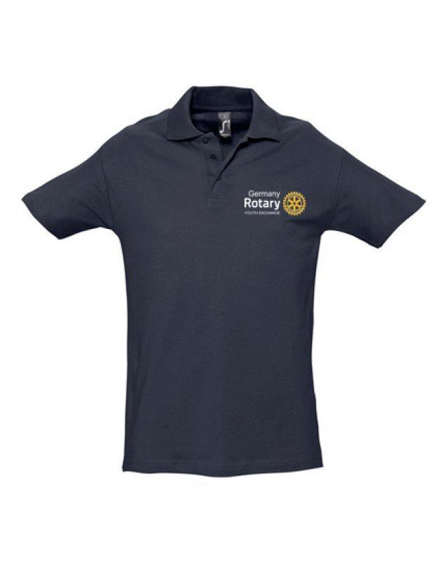 Outbound Poloshirt -Navy-