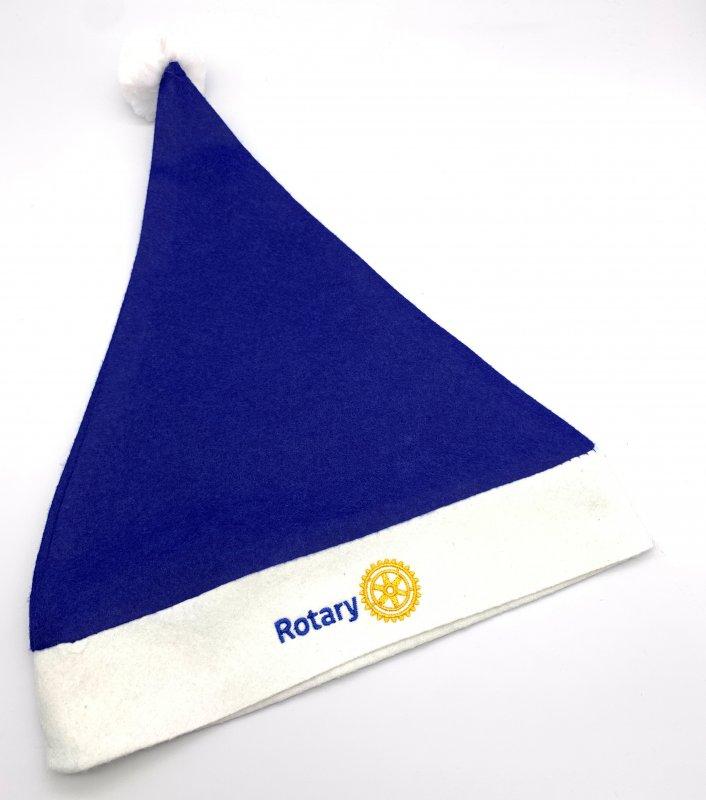 Weihnachtsmütze Rotary