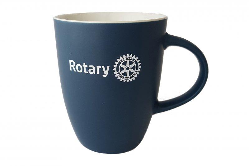 Rotary Kaffee-/ Tee-/ Glühwein-Tasse