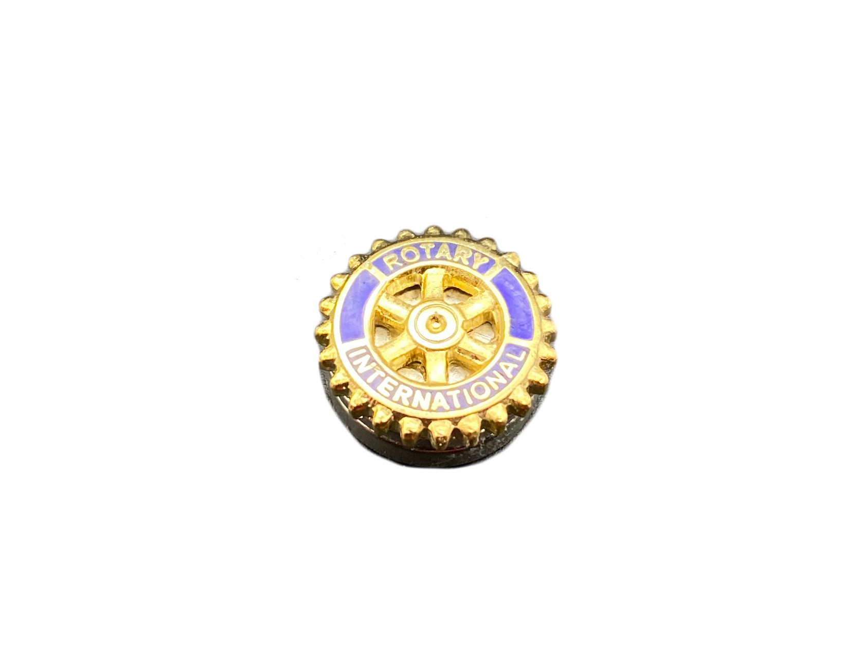 Rotary Anstecker 11 mm -magnet-