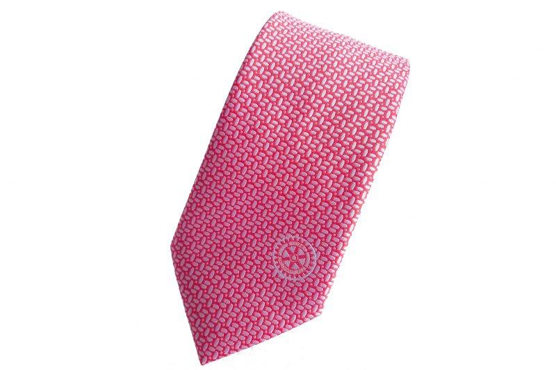 Krawatte Fuchsia Rot